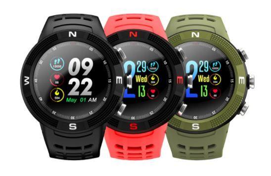 Outdoor Smart Watch&Fitness Tracker (GPS + IP68)  STTGEA00019