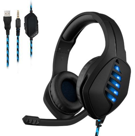Gaming Headphone with Bluelight    GMTGR-004