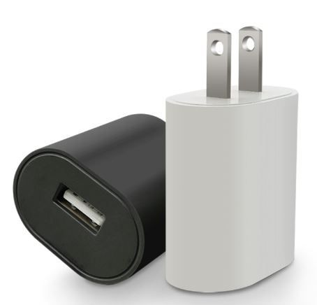 Mobile phone USB power charger (5V/1A,2A,2.4A, US/Canada)   ADTT-00004
