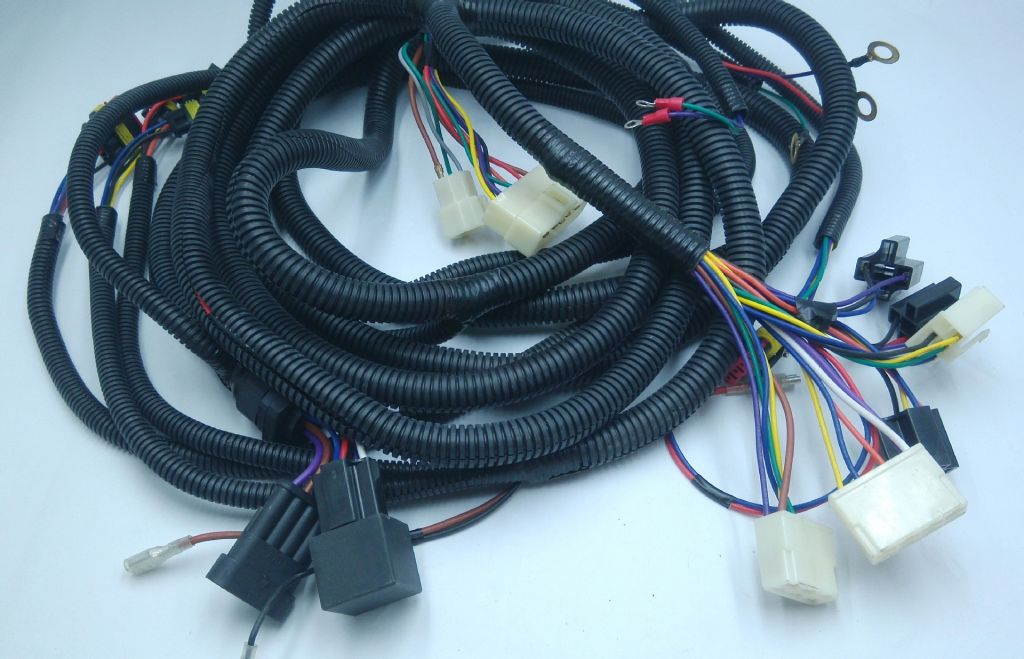 Engine Customized Wire Harness