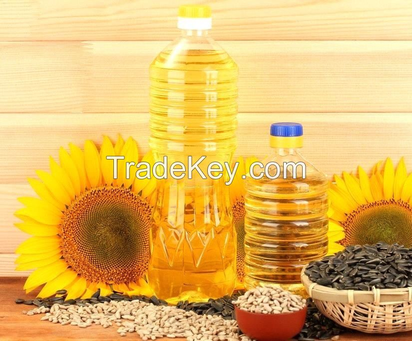 Edible Refined sunflower oil