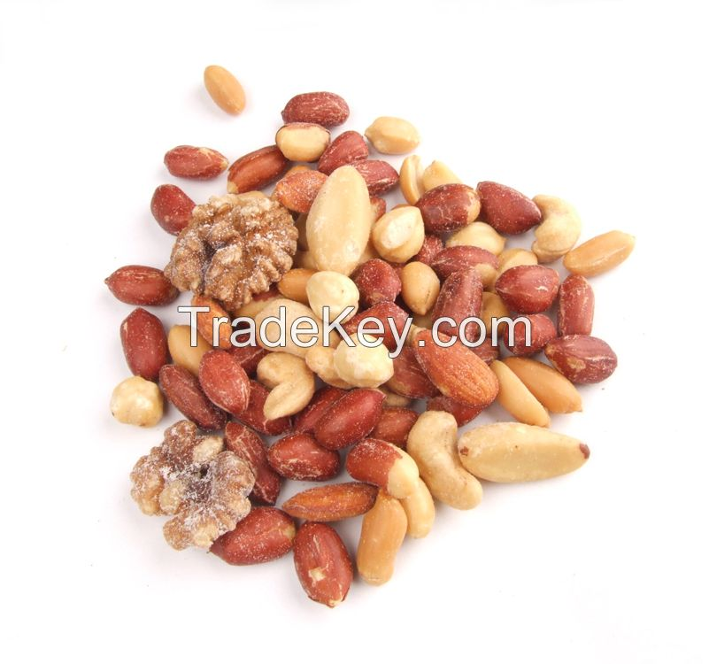 BRC Halal Mix Nuts and Kernels