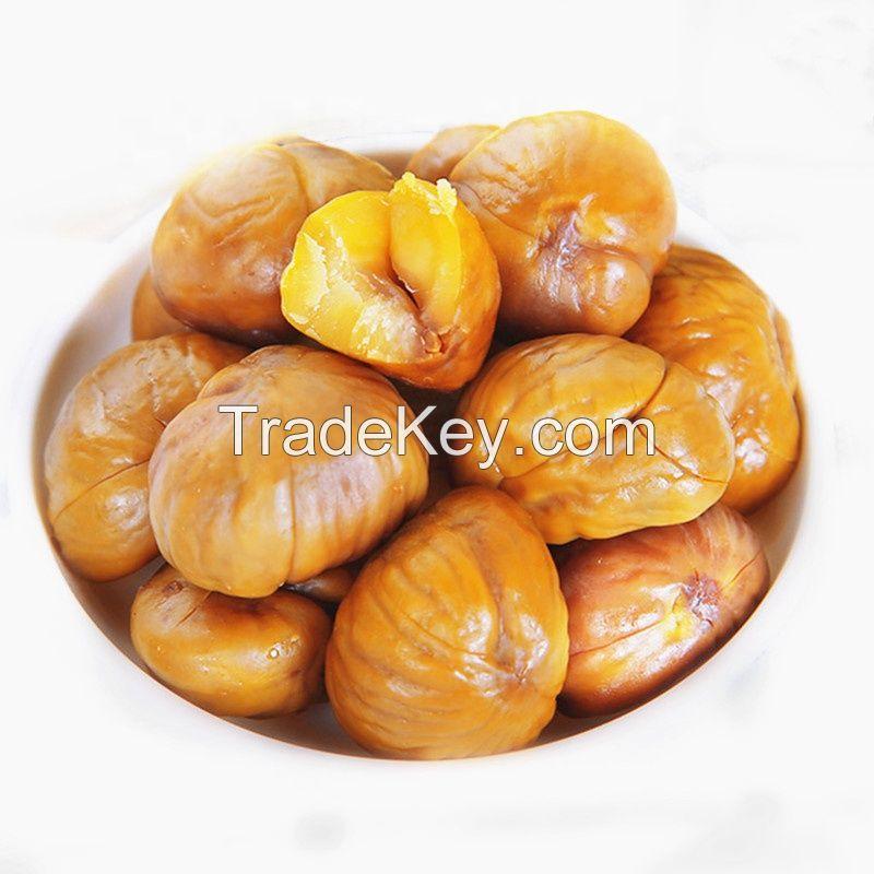 100g Bag packing China Chestnut snack