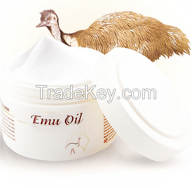 100% Extract animal ostrich cream oil for hair care