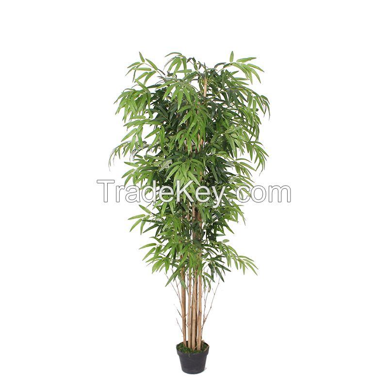 Fashion decorative artificial bamboo plants leaves/silk bamboo leaves/bamboo leaves