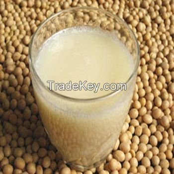 Soy Milk Liquid And Milk Powder