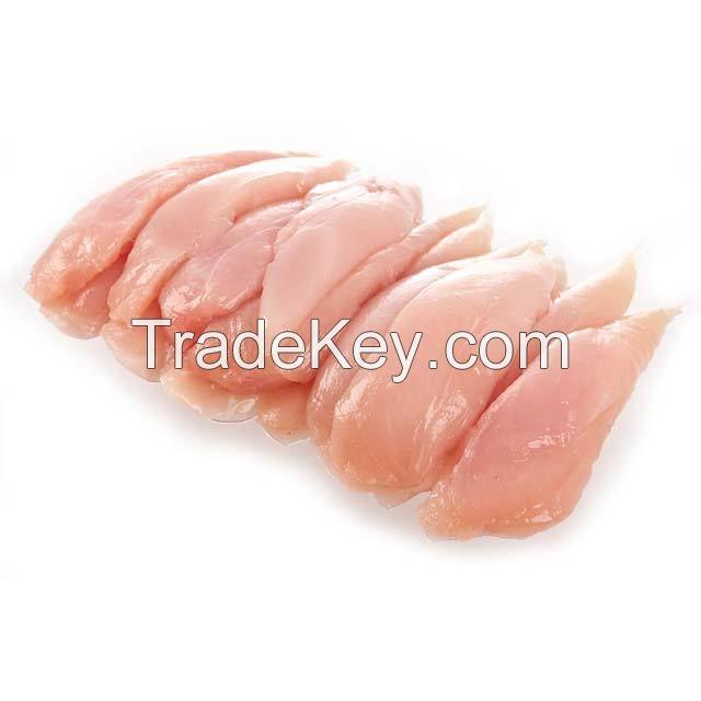Frozen Chicken Skinless Boneless Breast (SBB)/Chicken Meat /Fresh Chicken Grade