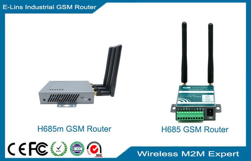 WCDMA 3G WiFi Router, Broadband WiFi Wireless M2M HSDPA Router