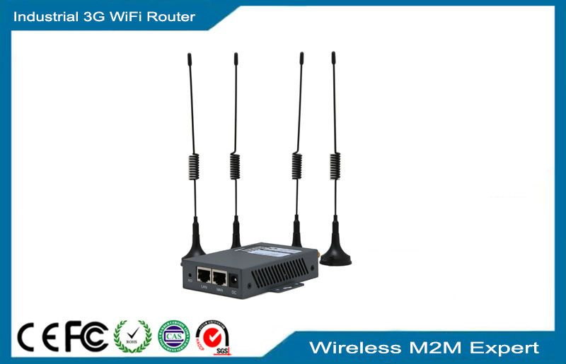 Robust Wireless Router 3G, Cell 3G Broadband Router VPN
