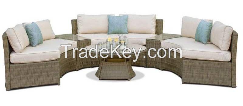 rattan furniture outdoor set gardent furniture patio table chair+84338137668 WhatsApp