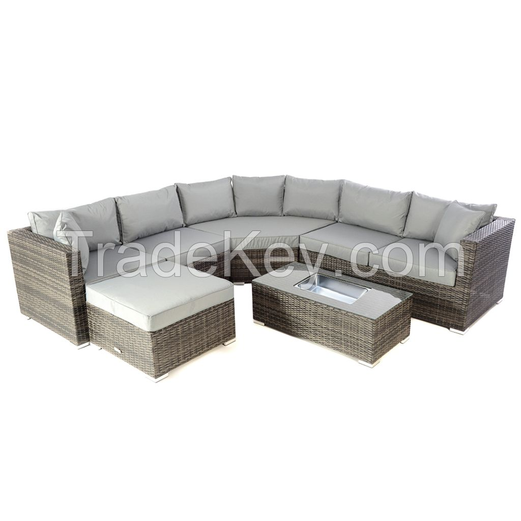 OUTDOOR FURNITURE/ GARDENT PATIO POLY RATTAN SET +84338137668 WhatsApp