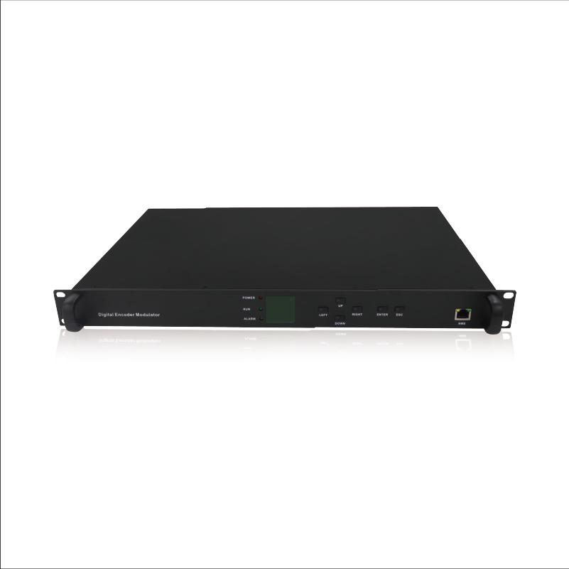 SKD19 Series 1U Rack 12CH Encode Modulator