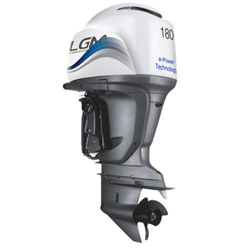 Electric Engine Motor e-Outboard Series/ LGM Co.,Ltd/ O-180