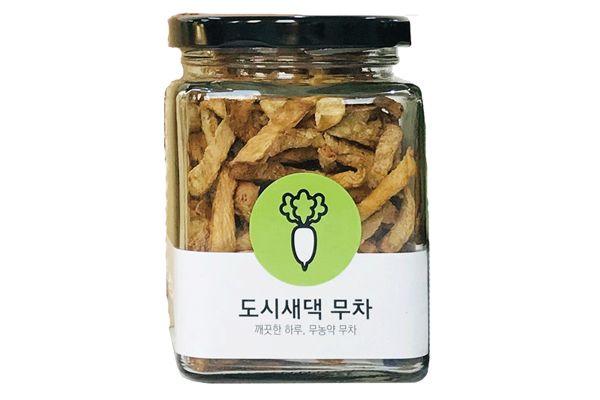 Glass Bottle Radish Tea 40g - Dosisaedaek