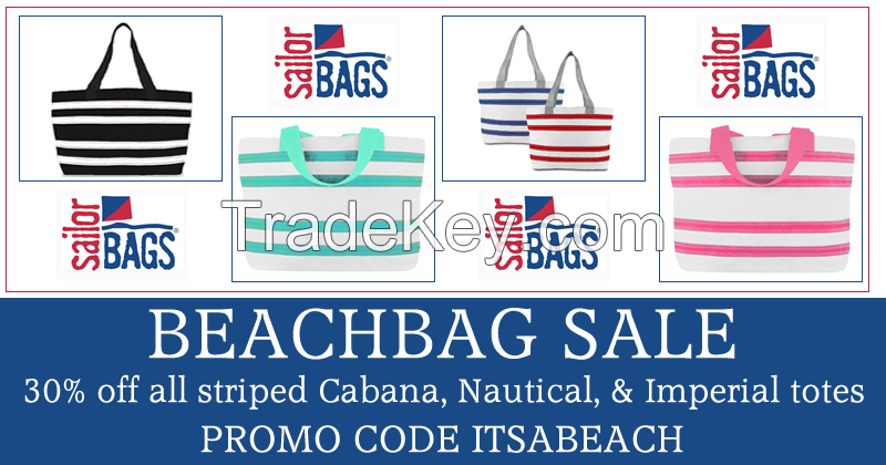 Best Bags for the Beach By SailorBags