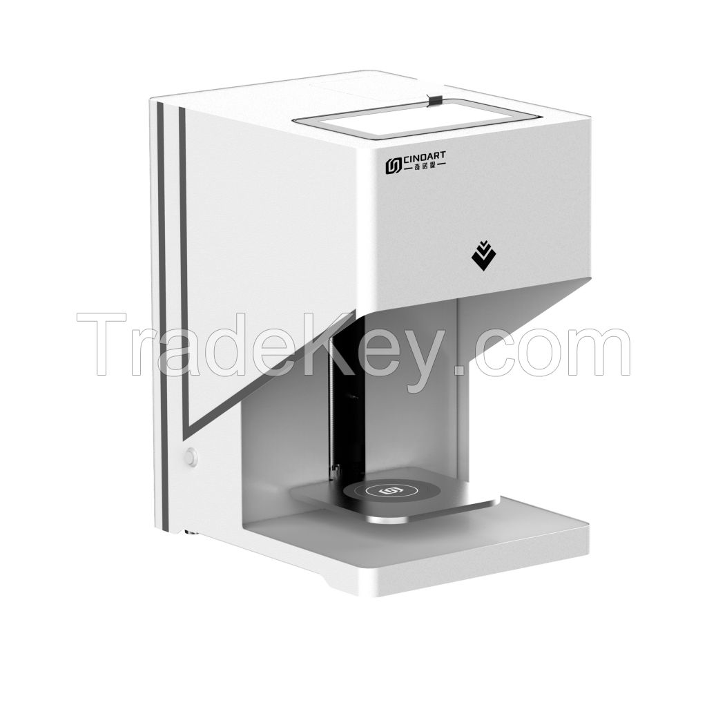 selfie coffee printer coffee machine for coffee cake