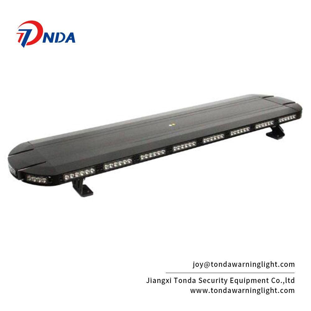 1200mm Full Size Low-profile emergency vehicle led warning light bar