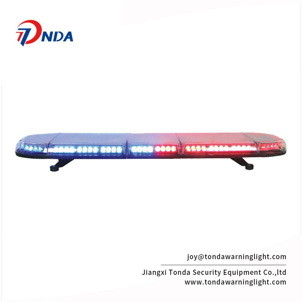 Low-profile LED warning lightbar-TBD5118