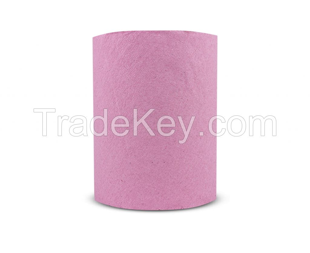 Sanitary Paper, Recycled waste paper base