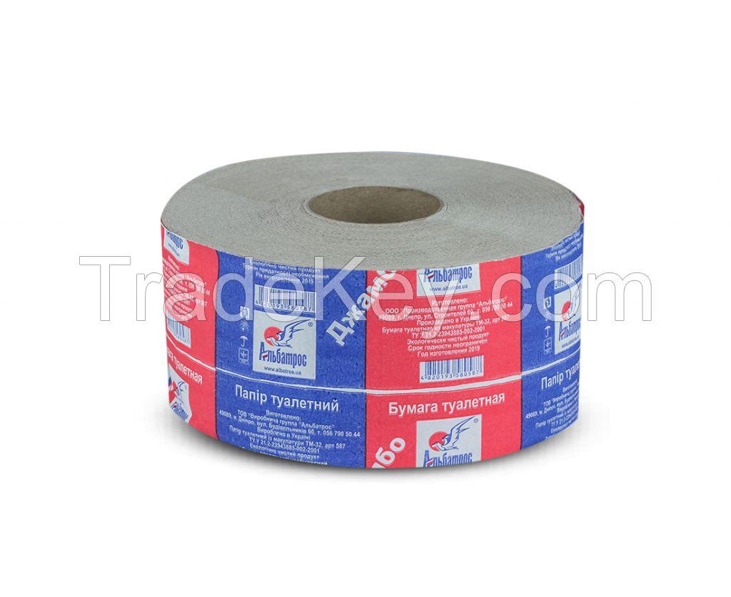 Toilet Tissue, Jumbo roll