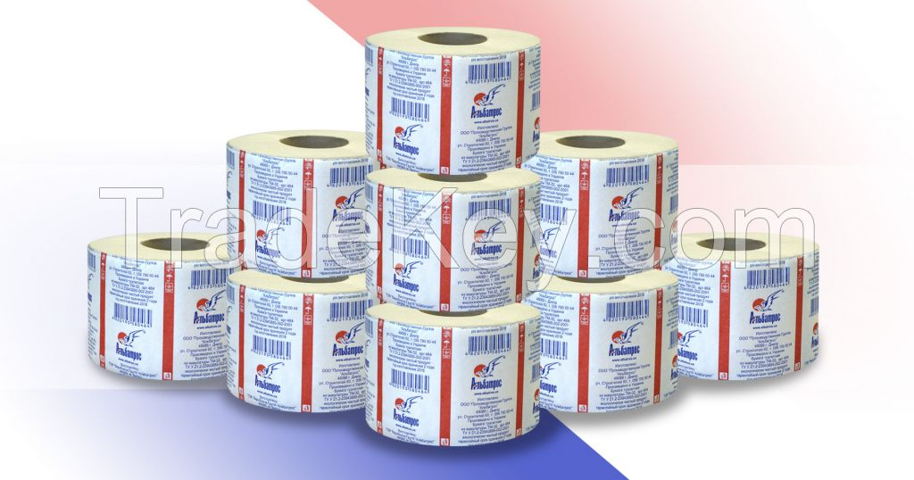 RECYCLED WASTE-PAPER JUMBO ROLL