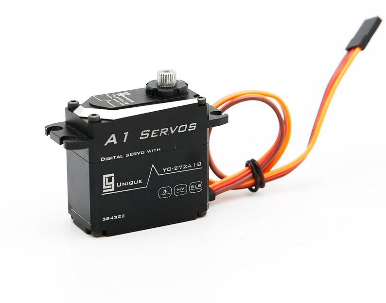 CY Servos A1 Digital Brushless Waterproof Servos Stainless Steel Gears