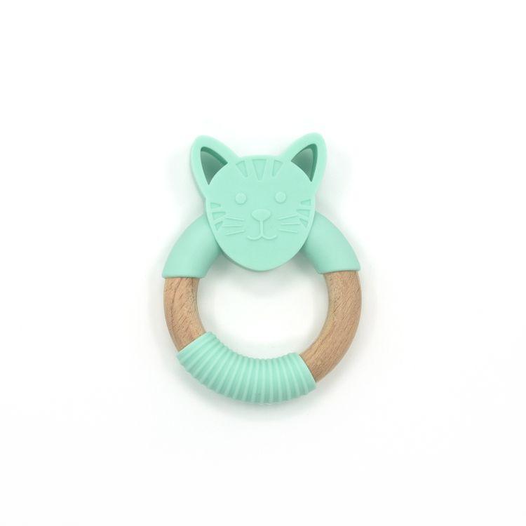 New Design Sensory Baby Teething Toys, Soft Bpa Free Baby Teether, Food Grade Teether