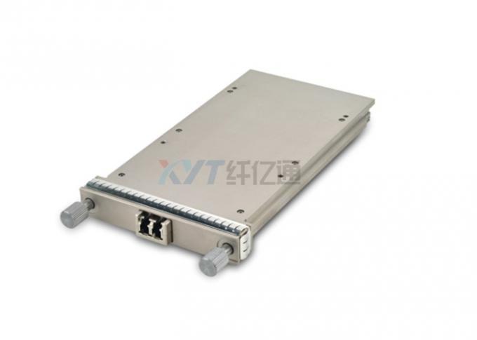 ROHS Certification Optical Transceiver 100Gb/S CFP ER4 40km / 100G CFP LR4 10km