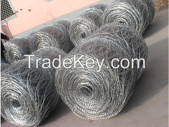 Razor Barbed Wire for Hot Sale in Sharp Quality with ISO9001
