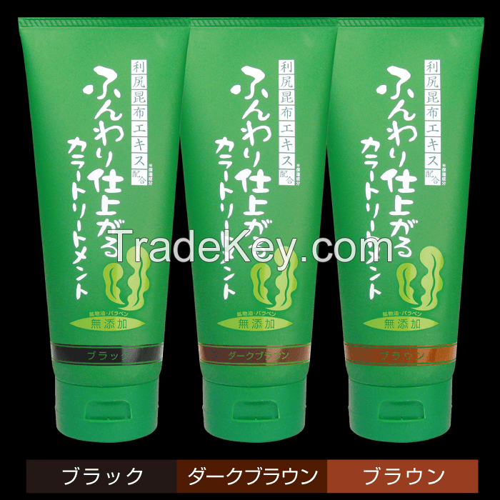 Rishiri Kelp Hair color treatment