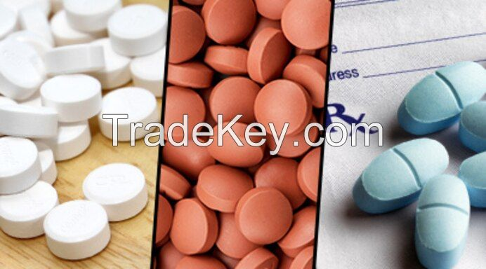 Pain killers and sleepers we have all Benzos available
