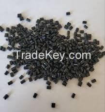 Raw Materials Plastic PP Black