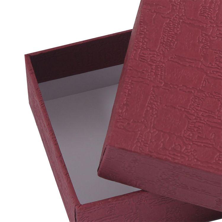 Custom Made High Quality Color Printed Cardboard Shoe Gift Box