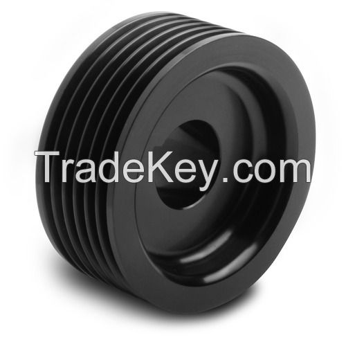 Cast iron spz spa spb spc European taper bush v-belt pulley