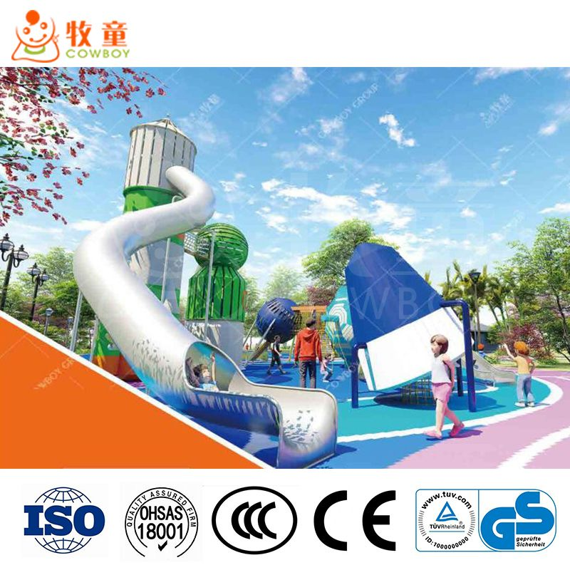 Cowboy Children Playground Equipment for Amusement park