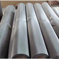 316L stainless steel 200 300 400 500 Mesh Plain Weave screen printing mesh