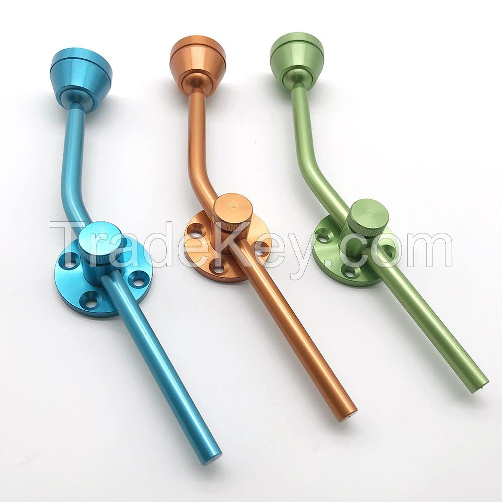 Precision Aluminium CNC Lathing Part, Lathe Turning CNC Part, Precision OEM Aluminium Lathed CNC Part