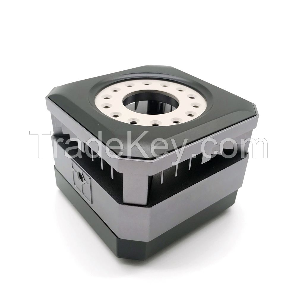 Stainless Steel Parts Fabrication Manufacturer CNC Machining Parts Factory
