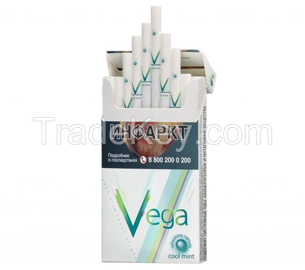 Vega capsule Cool Mint SS