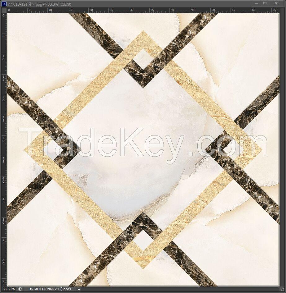 glazed ceramic for  floor
