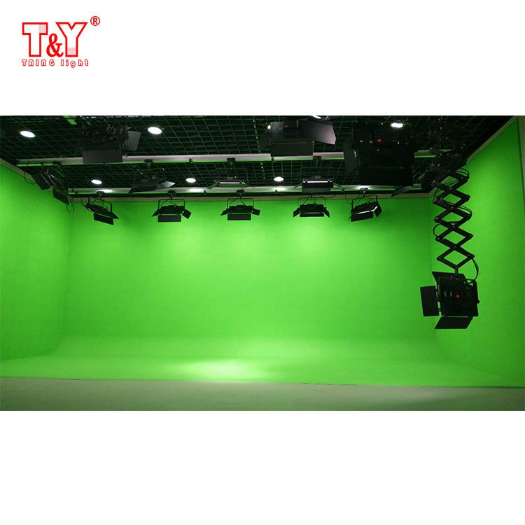 Module chroma key no-paint green screen studio background backedrop
