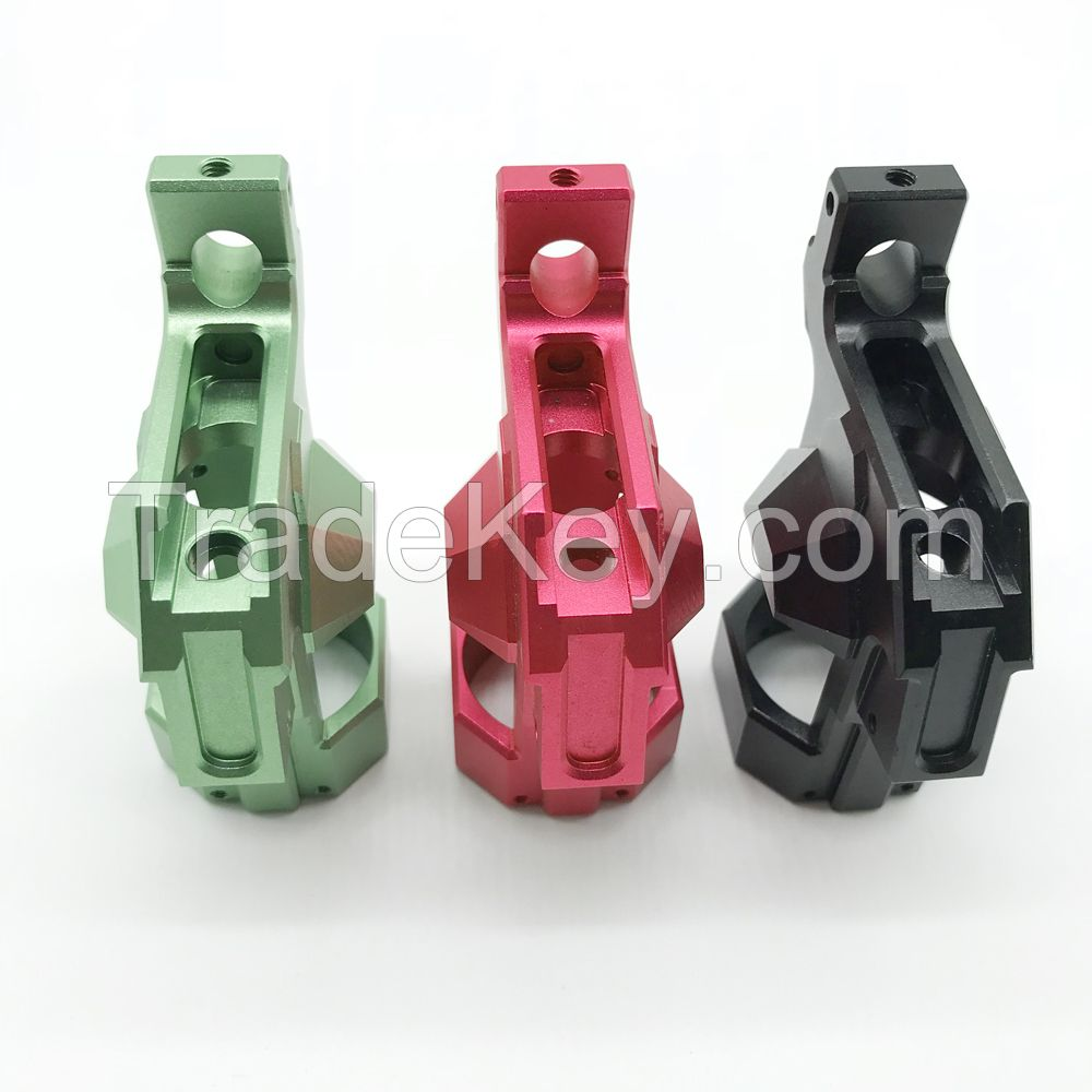 Aluminum Brass Mass Production CNC Parts Custom CNC Precision Machining Parts