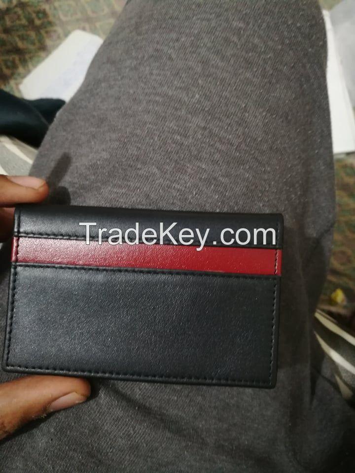 Belts, Wallets