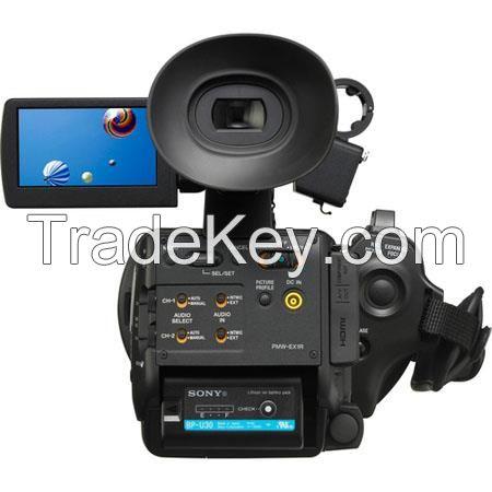 BRAND NEW Sony XDCAM PMW-EX1R HD Camcorder SXS Video Camera NTSC PAL SDHC