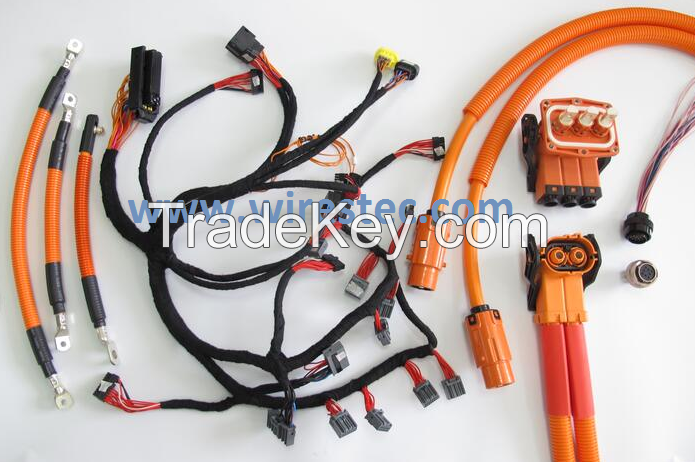 industrial wiring harness