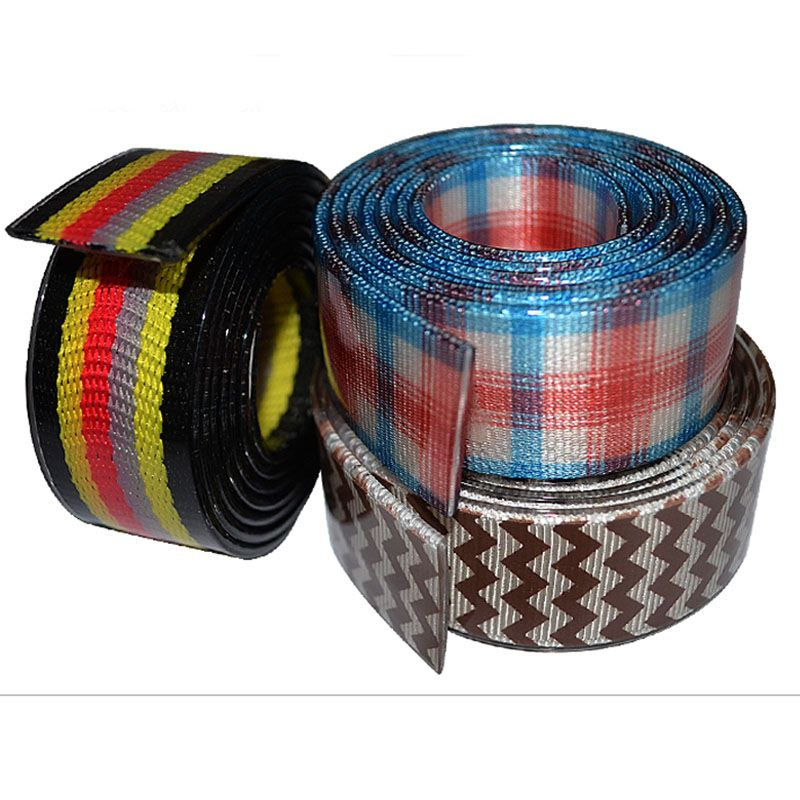 Camo PU Coated Webbing for dog collar