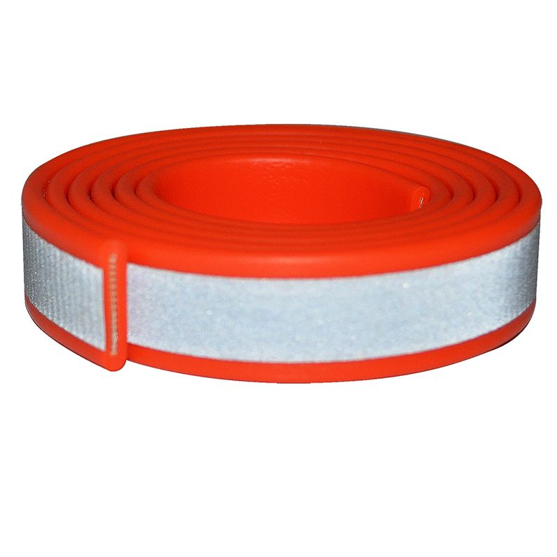 Reflective TPU and PVC Coated Webbing