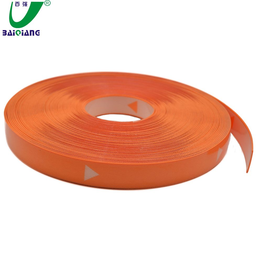 PVC and TPU Plastic Coated Webbing for dog collar