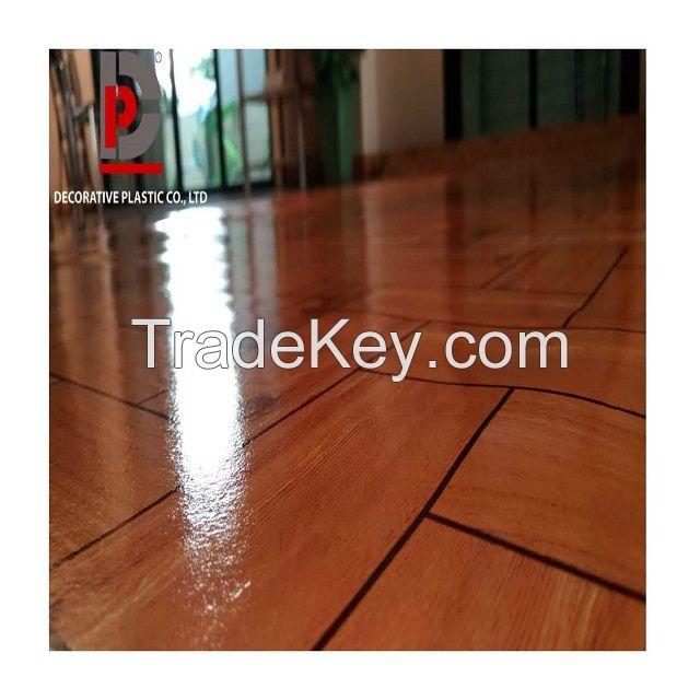 PVC Fiber Floor