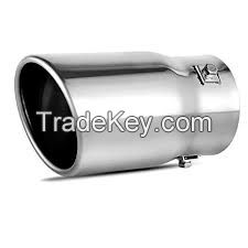 Flamed exhaust